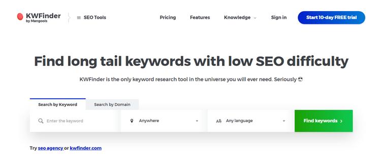 seo tools riset keyword gratis terbaik